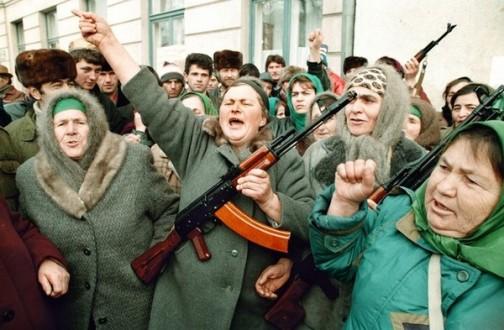 Бабский бунт