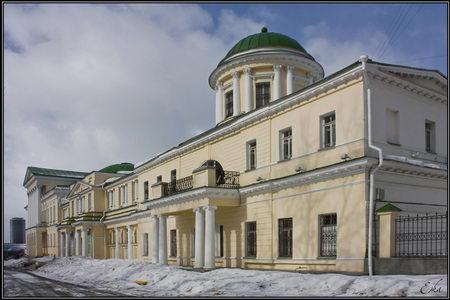 Дом Харитонова