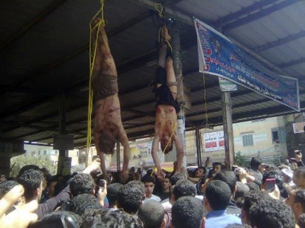 Египетский самосуд