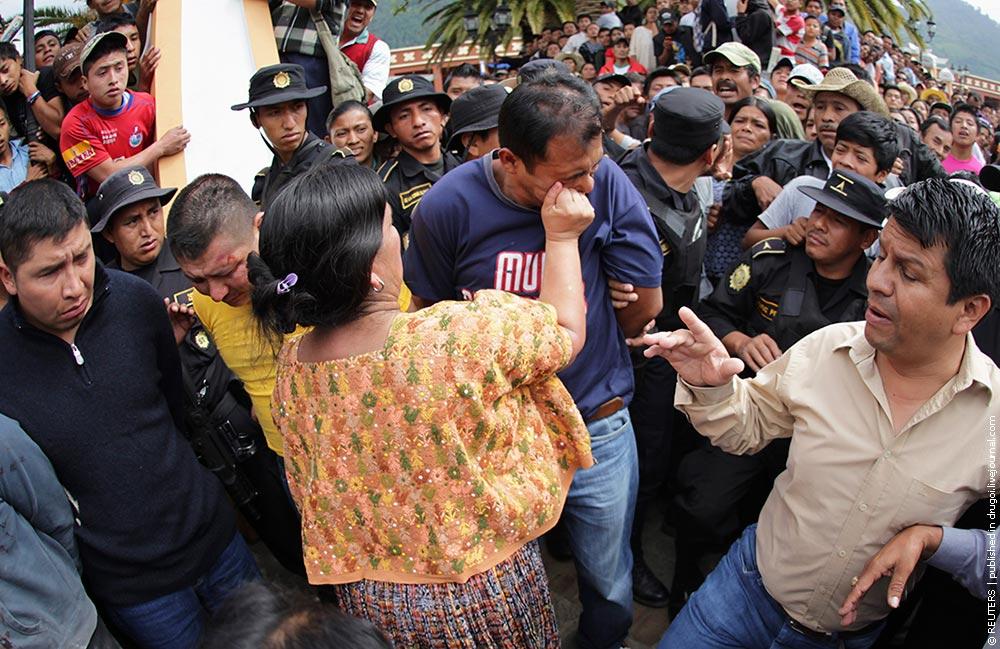 Гватемальский самосуд
