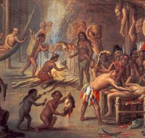 Каннибализм аборигенов