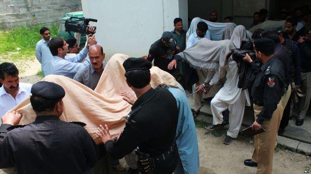 Конвоирование в Пакистане