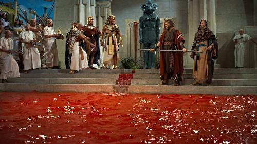 Наказание кровью