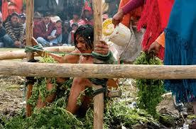 Самосуд в Боливии