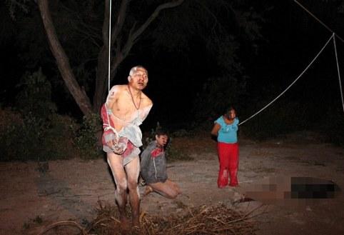 самосуд в Мексике