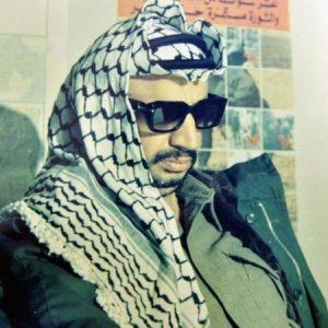 Ясир Арафат-1