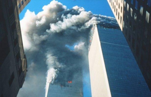 11 сентября - башни