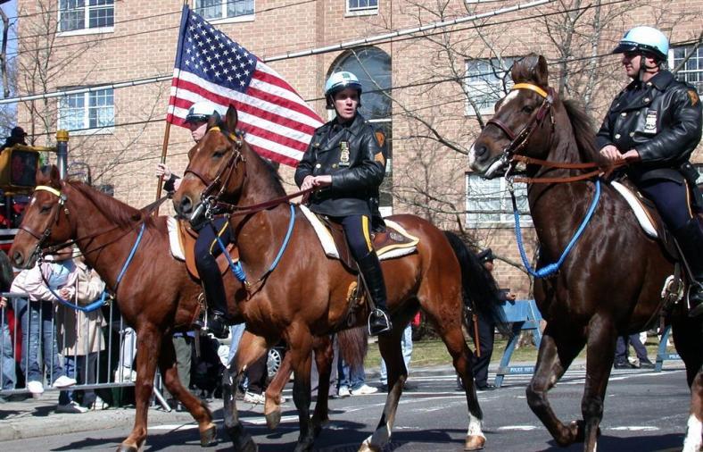 Американская кавалерия-6