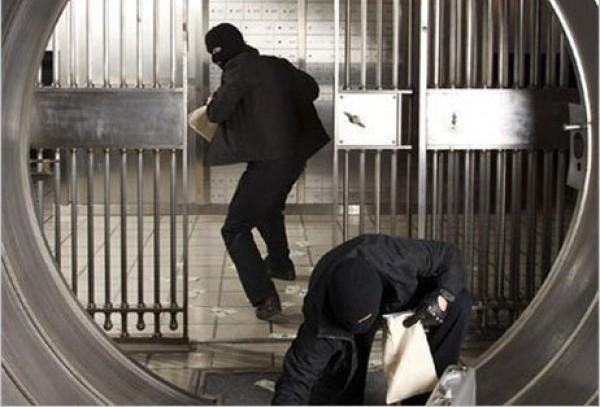 Банковские грабители