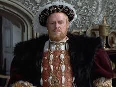 Генрих 8 - король