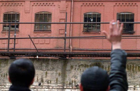 Грузинская тюрьма