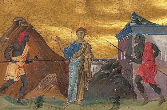 Мученичество апостола Фомы-2