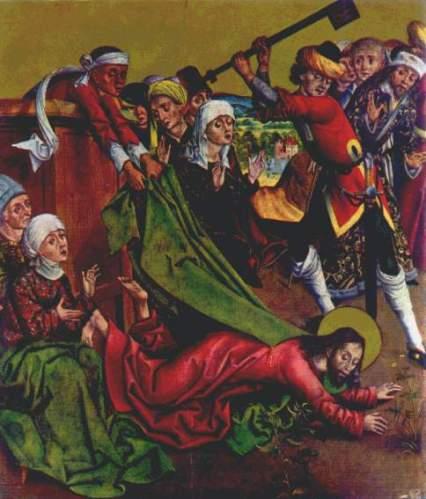 Мученичество апостола Иакова Младшего