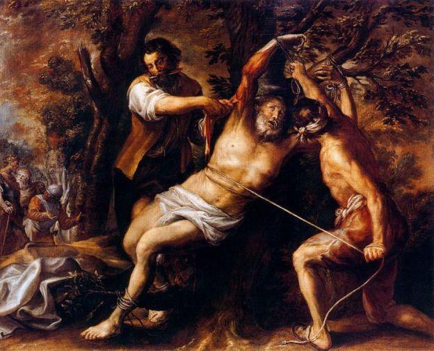 Мученичество святого Варфоломея