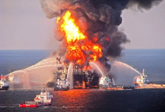 Нефтеплатформа