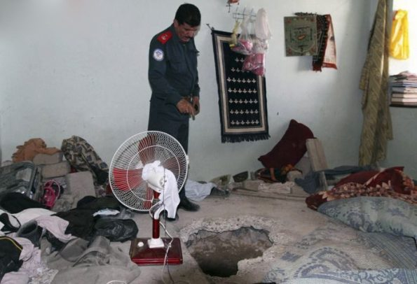 Побег из тюрьмы в Кандагаре
