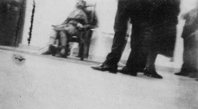 Рут Браун на электростуле-2