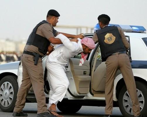 Арест в сауд аравии