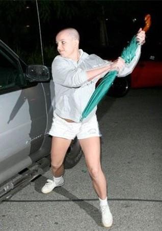 Бритни Спирс против папарации