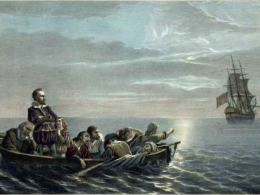 Генри Гудзон - посл плавание