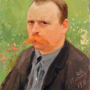 Иван Владимиров - автопортрет
