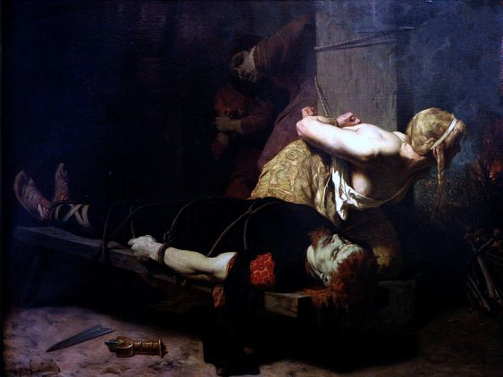 Смерть Храмна