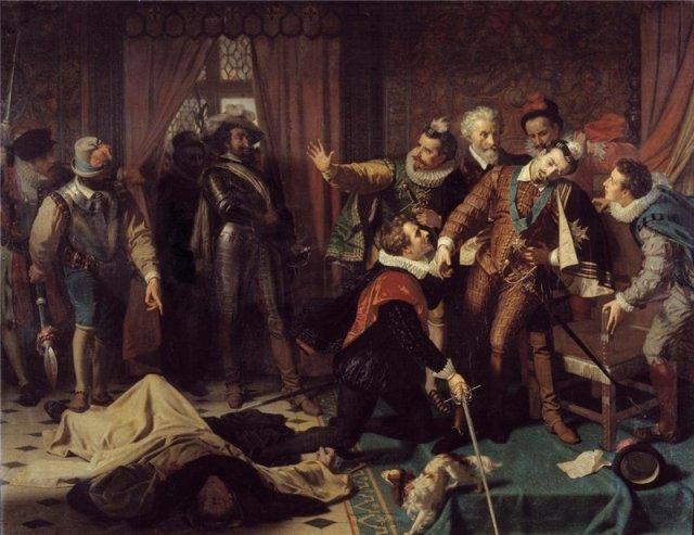 Убийство Генриха 3-4