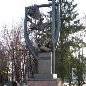 памятник милиционерам