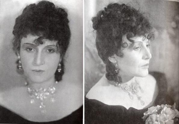 Зинаида Райх - убитая