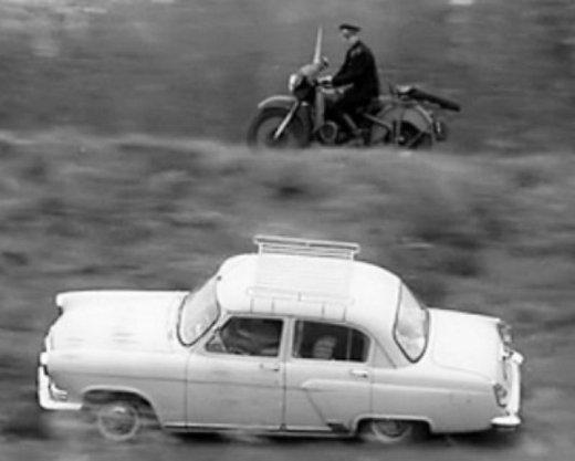 Берегись автомобиля - погоня-2