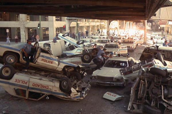 Без сотни разбитых машин нормального боевика не получится
