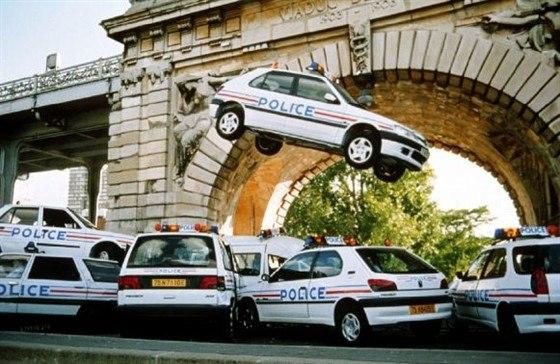 Такси-авария