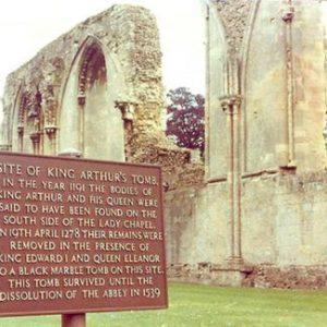Могила короля Артура