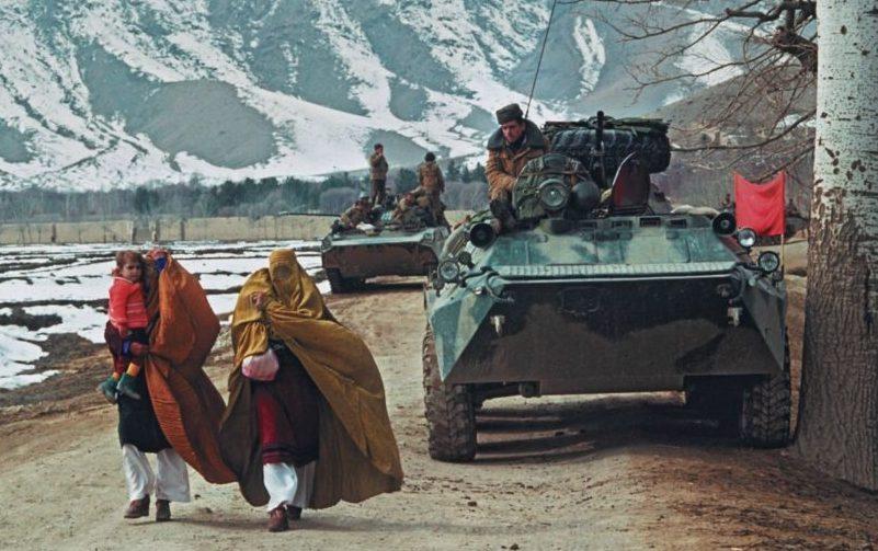 афганский бумеранг