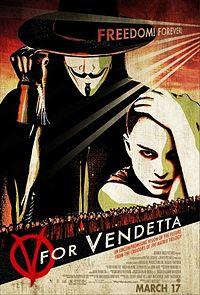 «V – ЗНАЧИТ ВЕНДЕТТА» (V for Vendetta)