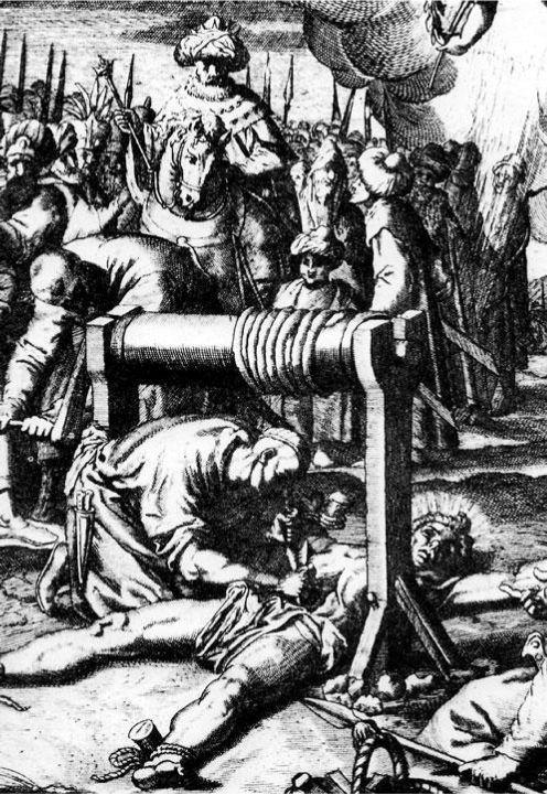Смертная казнь. История и виды высшей меры наказания от начала времен до наших дней - i_017.jpg