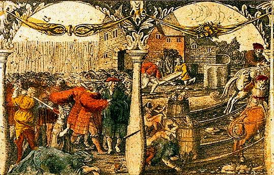 Стокгольмская кровавая баня