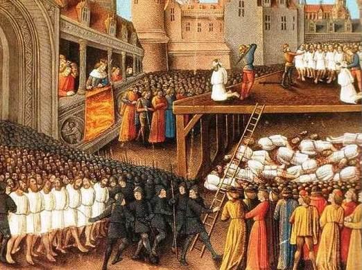 в 1182 году все итальнцы в византии были убиты