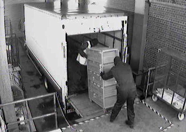 ограбление в Тонбридже