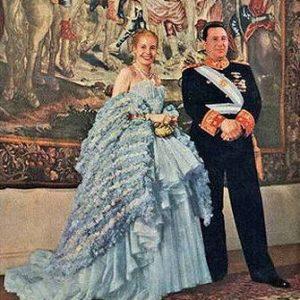 Хуан и Эвита Перон-1