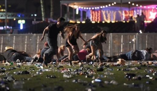 Расстрел в Лас-Вегасе