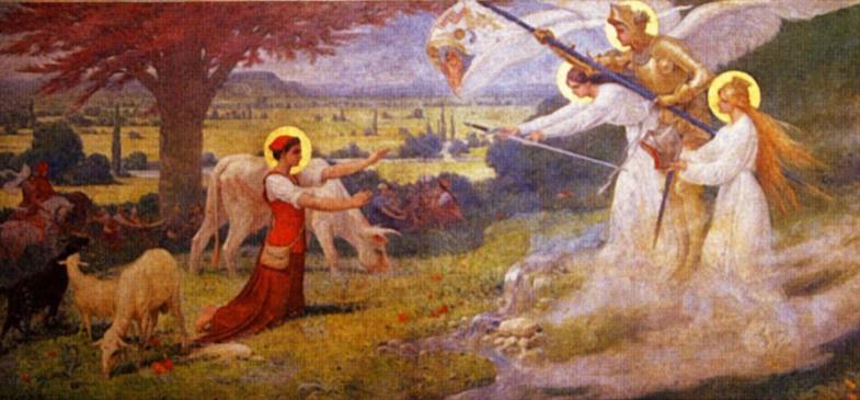 казнь Жанны д Арк-1