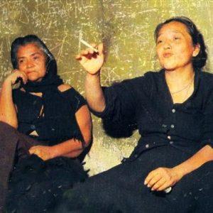 Дельфина и Мария Гонсалес