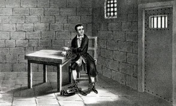 Джек Шеппард в тюрьме-3