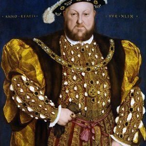 Генрих VIII и королевы-1