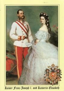 императрица Австрии Елизавета-1