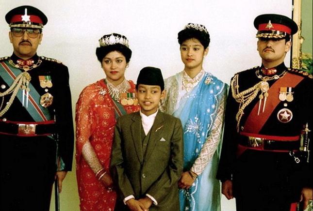 убийство короля Непала-1