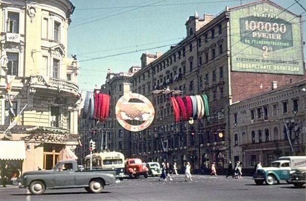 Московский фестиваль-1