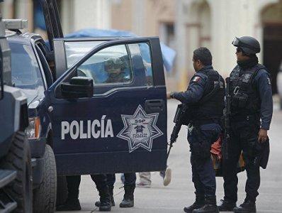 ГВАТЕМАЛА- полиция-2