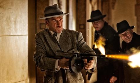 Охотники на гангстеров-мафиози